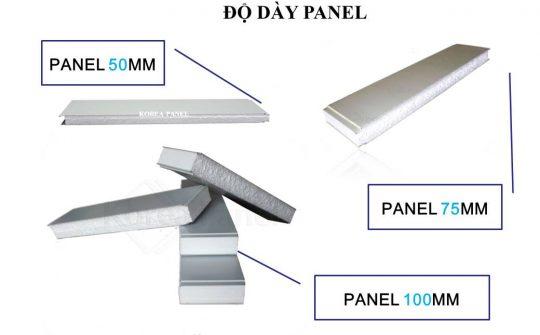 Panel EPS  tấm trần