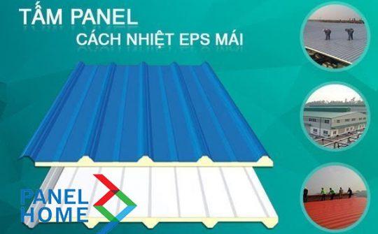 Panel EPS Mái