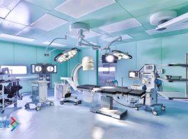 Thi công phòng mổ bệnh viện xây dựng
