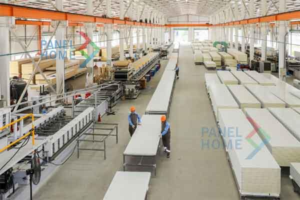 Nhà máy sản xuất panel